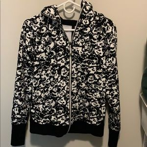Size 6 Lululemon Fleece Zip Up